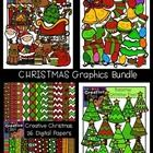 This bundle has four of my most popular Christmas sets! Grab this bundle and save over $2.00 just for buying them all together instead of individua...