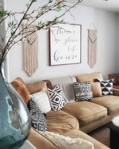 "3,022 Likes, 120 Comments - Jodie & Julie: Twin Sisters (@jodie.thedesigntwins) on Instagram: ""My living room is where boho, global, industrial and farmhouse styles unite! It's actually just a…"""