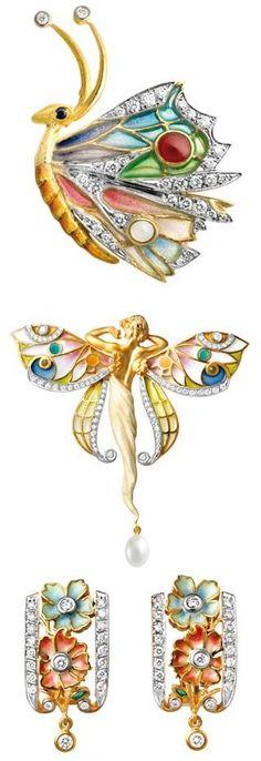 Masriera 2013 Art Nouveau Collection :)