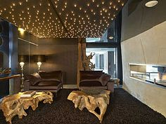 spa relaxation room: bliss