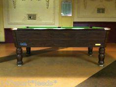 Pool table company