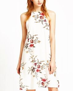 Shalena Loose Floral Tank Summer Dress https://shalena.ca  #women #fashion #onlineshopping #dresses #shoes #coat #love #life #american #canadian #australia #newzealand #uk #england #france #germany #spain  #latestfashion #beautiful #happy #pretty #colorful #sweet #bestquality #shopping #womenfashion  #followforfollow #follow4follow #f4f #ifollowbackalways