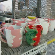 New series of my mugs will be available very soon @natureboynrth #natureboynrth #ceramics #mugs
