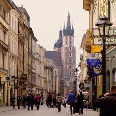 Florianska, Krakow, Poland