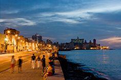 Malecon de la Habana Cuba