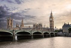 View of London Big Ben