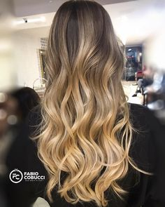 "329 Likes, 2 Comments - Fábio Cobucci ✂️ (@fabio_cobucci) on Instagram: ""Beach  Blond ☀️ Cobucci ® Agendamento: (31) 3275-2524 WhatsApp (31) 98656-3919 #blonde #balayage…"""