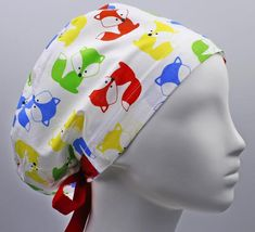 Euro style surgical cap is available in one size which fits everyone. Scrub hats for women for short, medium and long length hair.  We provide embroidery service. Add charm and character to any scrub hat by creating custom personalized or monogram embroidered surgery cap. Womens scrub caps is a Long Length Hair, Hooded Cowl, Embroidery Services, Surgical Caps, Womens Scrubs, Scrub Caps, Caps For Women, Wool Scarf, Hair Lengths