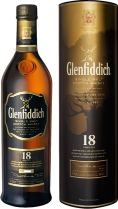 Today I finally had tome to review this dram. I had a sample laying around for almost a year now and seemed to have forgotten it. I cleaned out my sample box and found this on the bottom of it. The Glenfiddich 18 Year is a single malt aged in Oloroso (Sherry) and Bourbon casks. This has apparently resulted in a full flavoured whisky (According to the advertisements and marketing... #glenfiddich