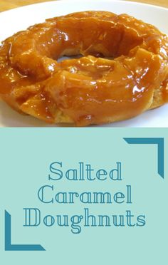 Pastry chef Mariah Swan explained how to make doughnuts from scratch on The Talk, like her Salt and Pepper Caramel Doughnuts. Try the recipe now! http://www.foodus.com/the-talk-mariah-swan-salt-and-pepper-caramel-doughnuts-recipe/