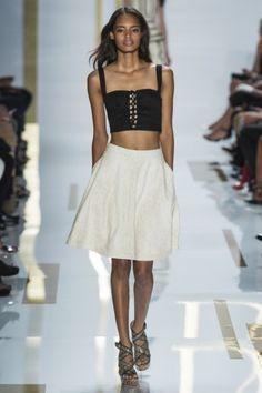 DvF s/s '14 - Diane von Furstenberg - Shows - Fashion - GLAMOUR Nederland