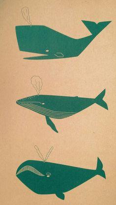 Do you love whales? I DO)