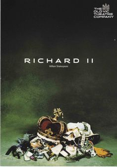 le-mkernan-at-the-theatre:  Shakespeare's Richard II, The Old Vic, London (2005)| ღஜღ~|cM