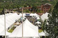 Attend the Food & Wine Magazine Classic in Aspen
