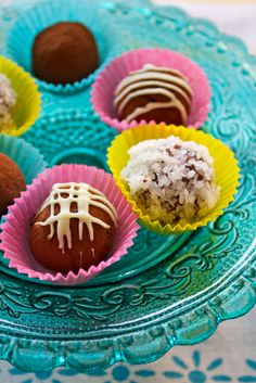 Chocolate truffles 01