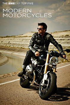 Top 5 Modern Motorcycles