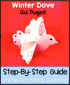 A fun and easy craft tutorial - very few supplies needed.