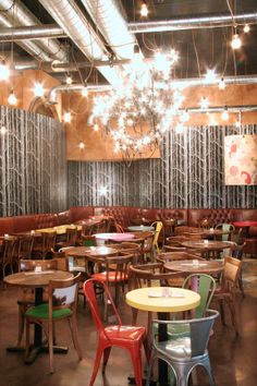 Intérieur Salle / Le Brebant - Paris #interieur #bar #details #decor ...