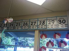numbers with tallies