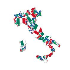 Shape Collage, Collage Maker, Symbols, Shapes, Country, Fun, Italia, Rural Area, Country Music