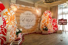 Декор свадьбы Елены Ваенги Мастерская Флористики и Декора SaVa Flowers Невероятно душевная свадьба в русском стиле прошла 30 сентября в Санкт-Петербурге
