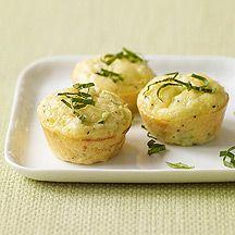 Image of Mini Zucchini Quiche