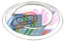 Prototypes numériques, Bol & Assiette - Spectre Tikkle