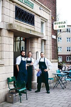 The Best New Restaurants in Amsterdam - Bon Appétit