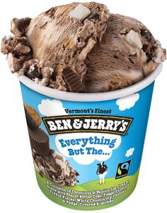 Ben & Jerry's – Vermont's Finest Ice Cream, Non-GMO – Fairtrade – Cage-Free Eggs – Caring Dairy – Responsibly Sourced Packaging, Half Baked, Pint Count) – Today isn't your day,Your time will come – Michelle Wexler Ice Cream Mix, Best Ice Cream, Vanilla Ice Cream, Nice Cream, Cream Cream, Cookie Dough Fudge, Chocolate Chip Cookie Dough, Milkshake, Chocolate Fudge Brownies