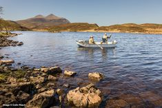 Fishing - Best Trout Lochs & Rivers in West Sutherland - Loch Cam Fishing Uk, Fishing Girls, Fishing Life, Trout Fishing, Kayak Fishing, Fishing Boats, North Coast 500, Brown Trout, Hunting Season