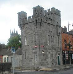 Toll House Limerick Ireland, Limerick City, Toll House, Georgian, Walks, Mount Rushmore, Medieval, Mountains, Nature
