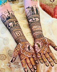 30 Lotus Mehndi Designs For Your Gorgeous Henna Design Rose Mehndi Designs, Latest Bridal Mehndi Designs, Full Hand Mehndi Designs, Modern Mehndi Designs, Mehndi Design Photos, Wedding Mehndi Designs, Beautiful Henna Designs, Mehndi Designs For Fingers, Dulhan Mehndi Designs