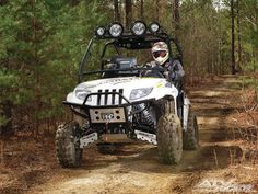 Arctic Cat Prowler Xtz 1000 Extreme Adventure Machine Build Arctic Cat