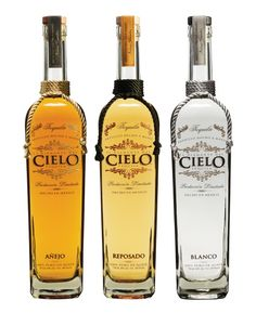 cielo tequila Review: Cielo Tequila hmm sounds good