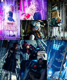 Touhou Cosplay, Times Square, Concert, Concerts