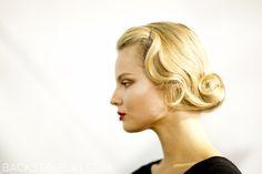 Christian Dior...hair retro