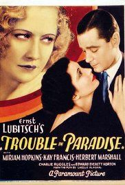 66. Trouble in Paradise (1932)