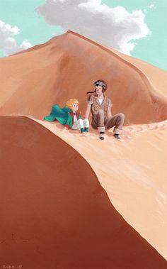 The Little Prince  by Erik Krenz