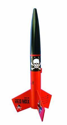 Skill Level 5 Estes Conquest Flying Model Rocket Kit