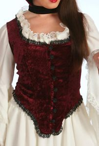 Pirate Bodice from Faire Lady Designs