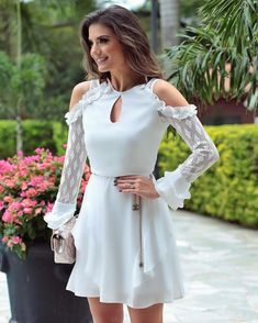 Swans Style is the top online fashion store for women. Shop sexy club dresses, jeans, shoes, bodysuits, skirts and more. Simple Dresses, Elegant Dresses, Pretty Dresses, Casual Dresses, Short Dresses, Fashion Dresses, Prom Dresses, Dress Skirt, Lace Dress