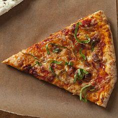 Spicy arrabiata-pizza
