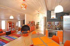 Оранжевый дубльдом