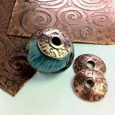 Etched Copper jewelry - Bing Images