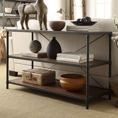 HomeVance Fallbrook Console Table
