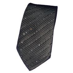 Swarovski Crystal Necktie - Men's Necktie - Embellished Necktie - Crystal Necktie - Special Occassion Tie - Men's Apparel - Wedding Necktie by MonteCrystals on Etsy