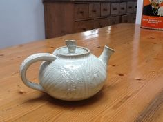 Mini theepotje an other small teapot :)