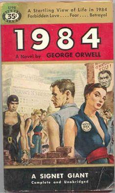 Orwell, George - Nineteen Eighty-Four, 1949