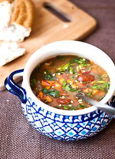 Jamie Olivers Minestrone Soup