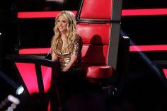 Shakira #TheVoice